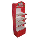 4 Tray Display Stand